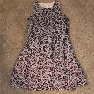 Gap flower dress